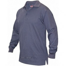 24-7 Series Men's long sleeve polo shirts
