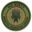 Patch No Mercy Kinetic Working Group OD Green