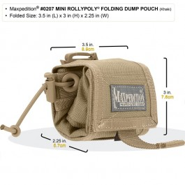 RollyPolly Folding Dump Pouch MAXPEDITION