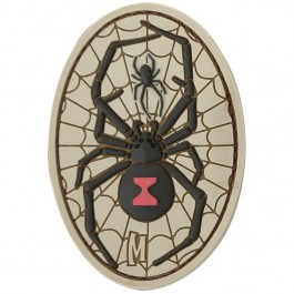 Patch Black Widow Arid MAXPEDITION