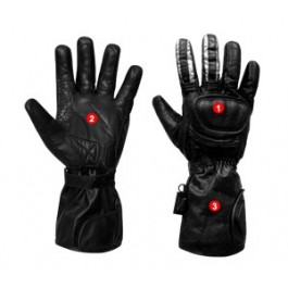 Gants de moto DRAGON / BIKE 54
