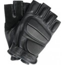 Gants mitaine d'intervention cuir OGO6