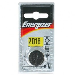 Piles ENERGIZER plate 2016