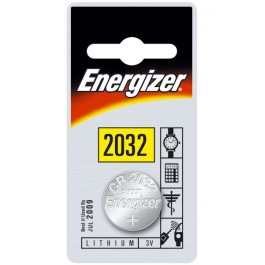 Pile ENERGIZER plate 2032