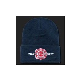 Military / Law Long Beanies, Fire Dep NY