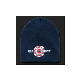 Military / Law Work Beanies, Fire Dep NY